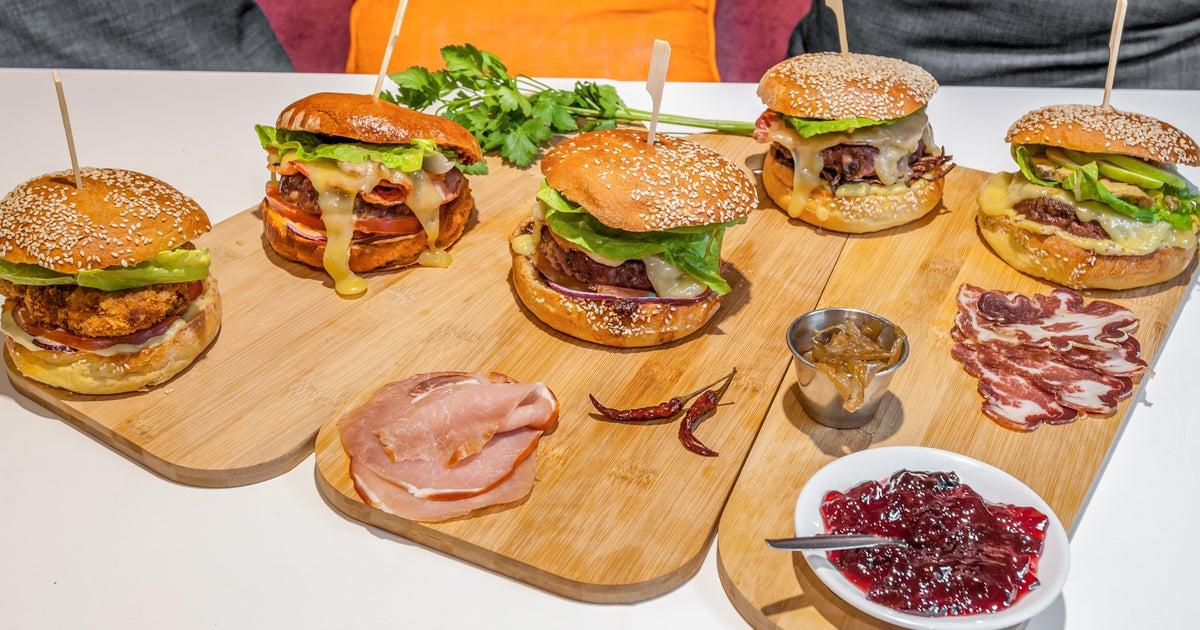 Livraison burger la une toulouse centre commandez avec deliveroo - Comptoir de famille toulouse ...