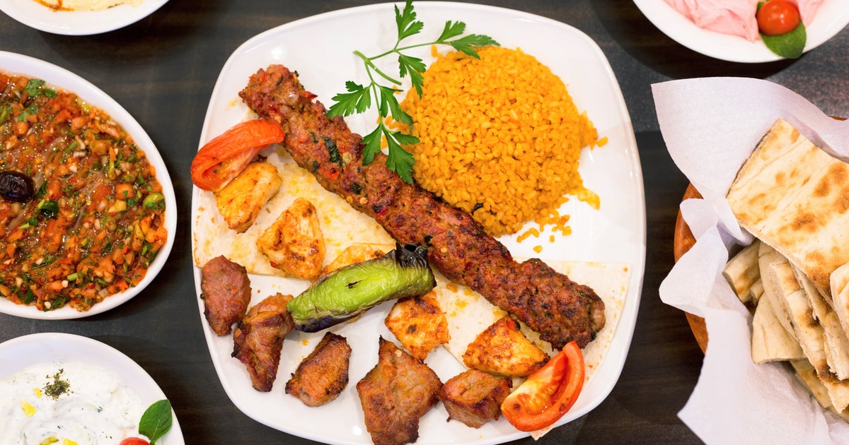 Istanbul Meze grill restaurant delivery from Mornington