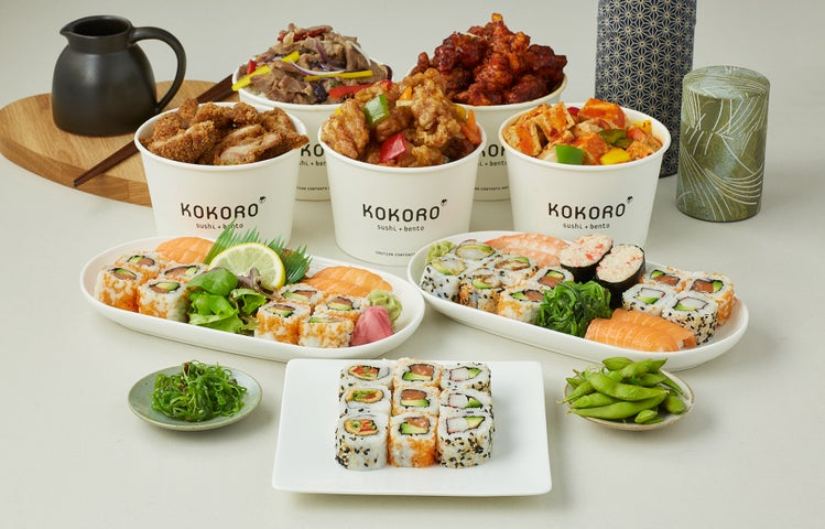 A preview of Kokoro - North Street's cuisine