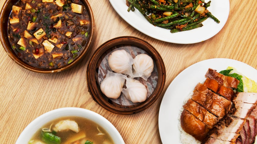 A preview of Wing Kee's cuisine