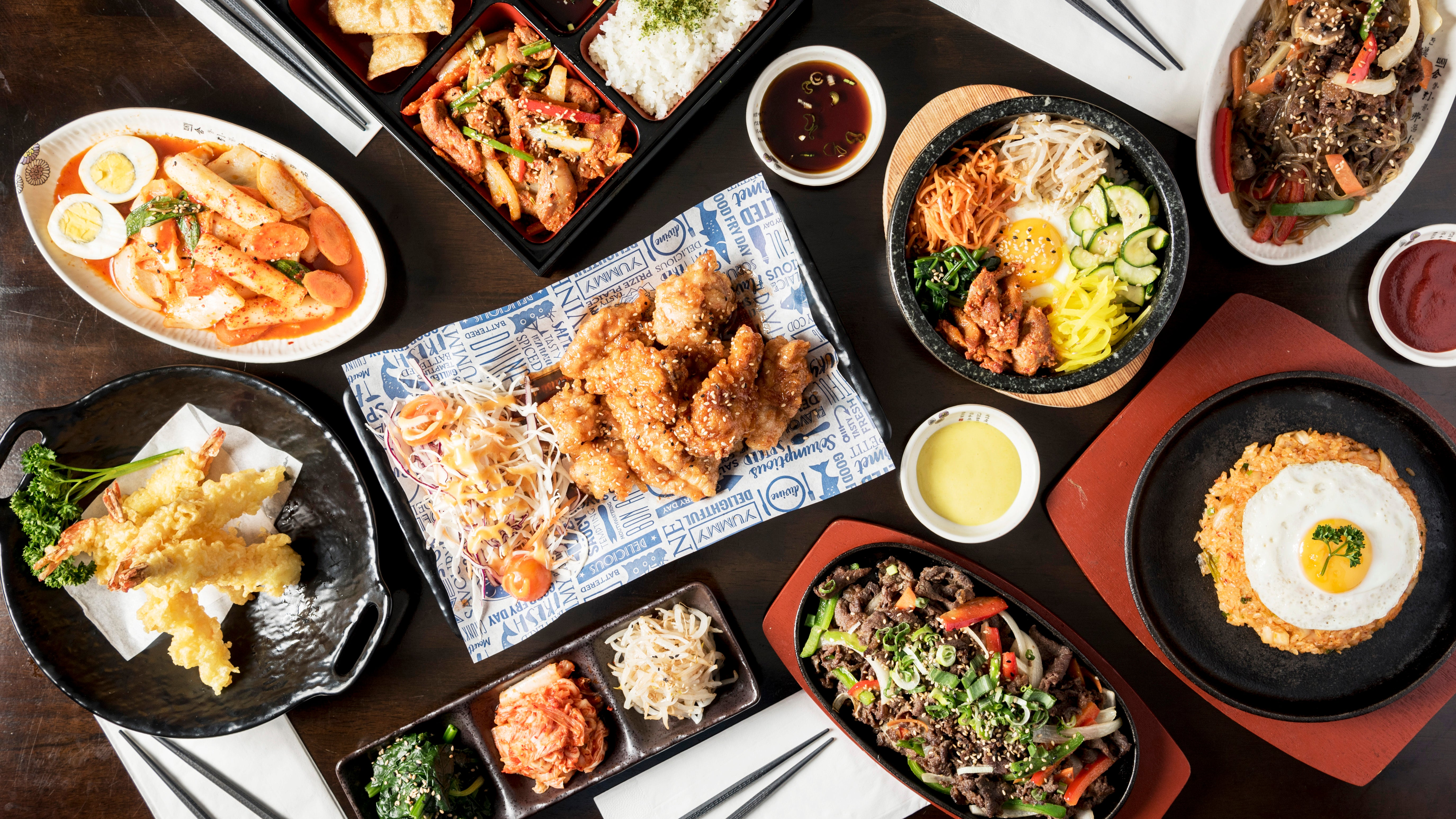 Daebak Korean Restaurant delivery from Vauxhall - Order with Deliveroo