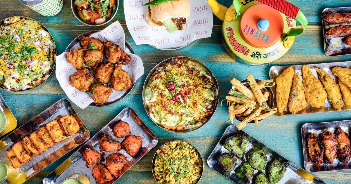 Zindiya Delivery From Moseley Order With Deliveroo