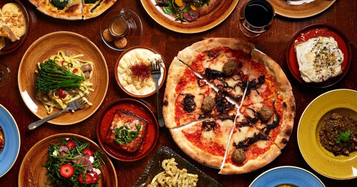 j pizzeria e cucina italiana delivery from primrose hill
