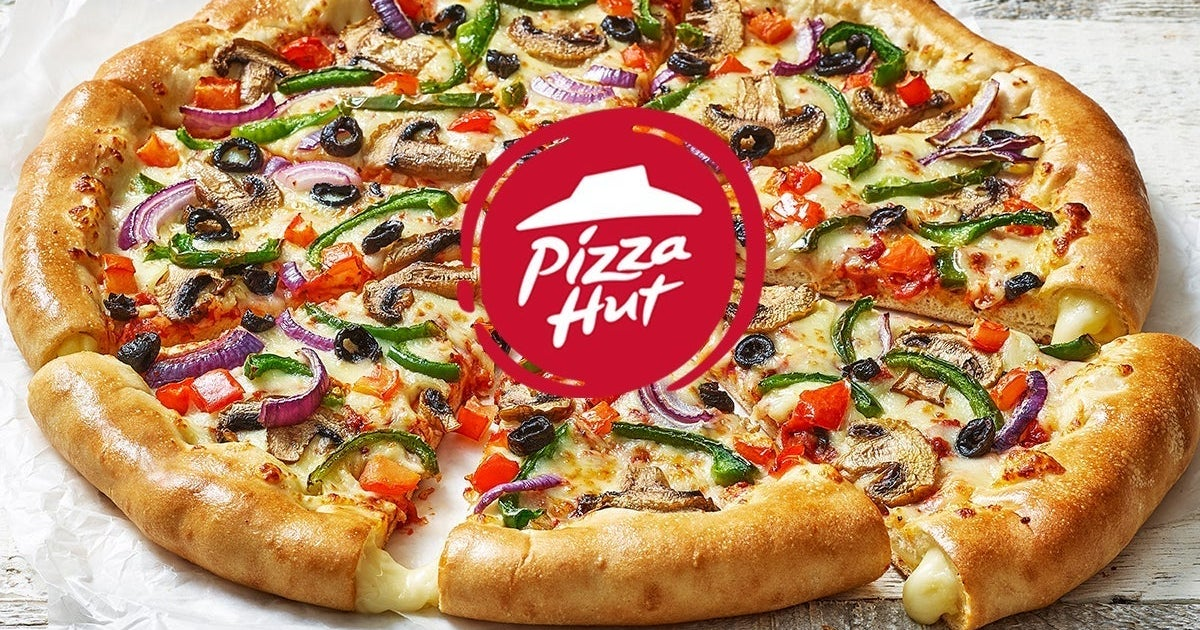 livraison pizza hut lille wazemmes commandez avec deliveroo. Black Bedroom Furniture Sets. Home Design Ideas