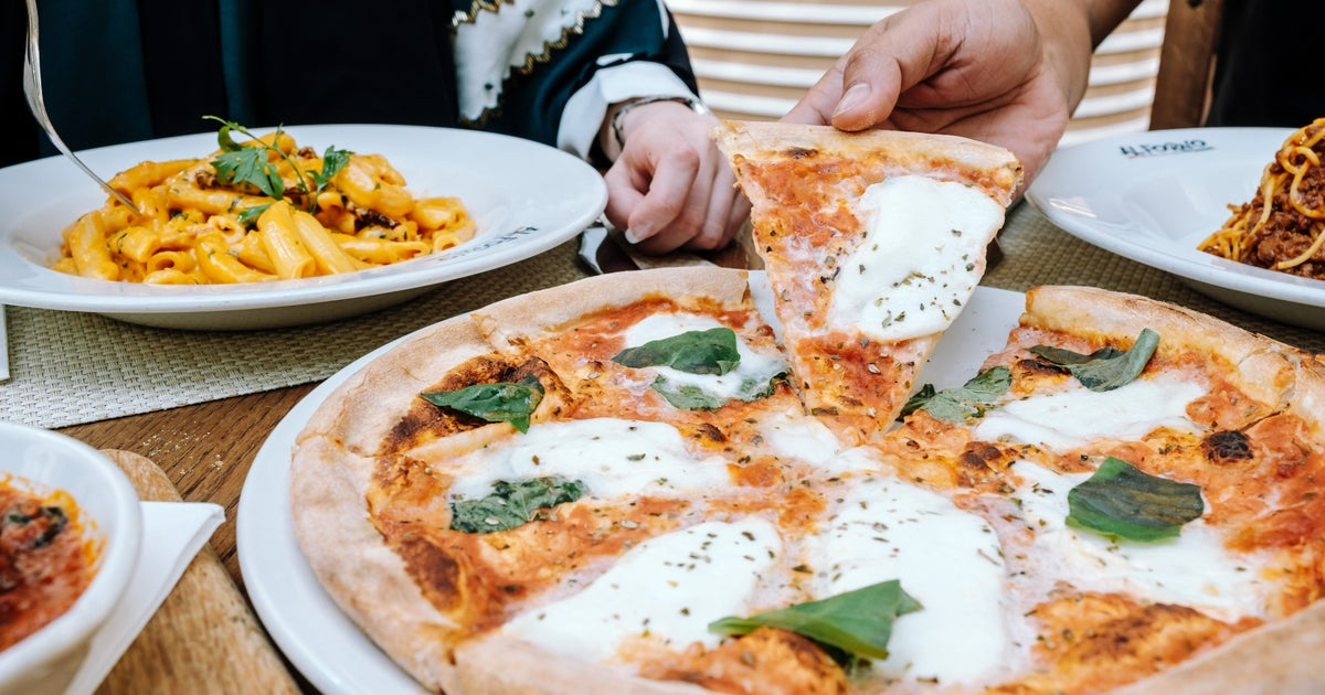 Italian Food Home Delivery Dubai