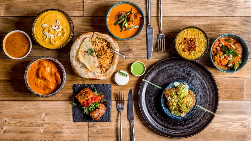 A preview of Kishmish - Fulham's cuisine