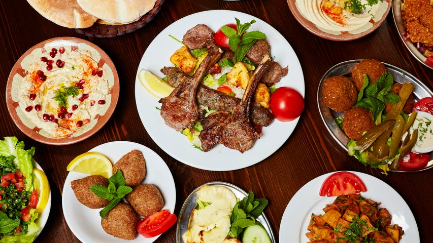 A preview of Jeita - Lebanese Cuisine Guildford's cuisine