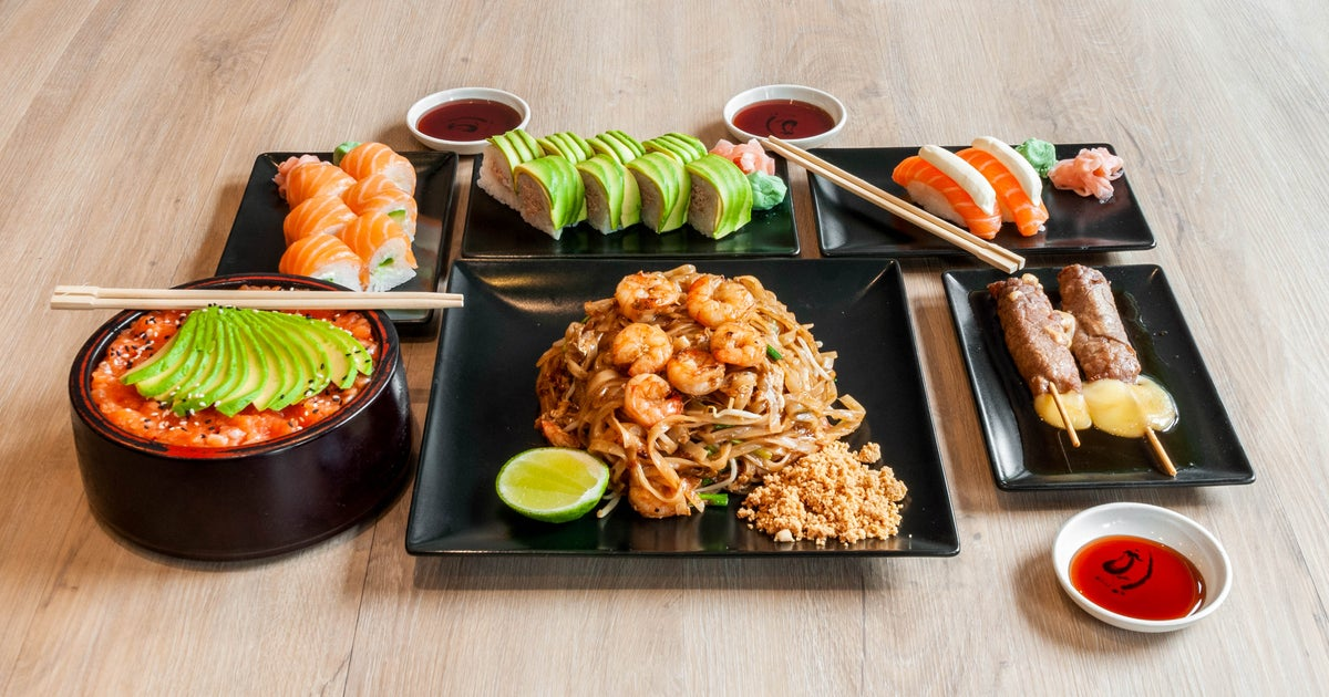 livraison seven sushi halal vitry sur seine plateau commandez avec deliveroo. Black Bedroom Furniture Sets. Home Design Ideas