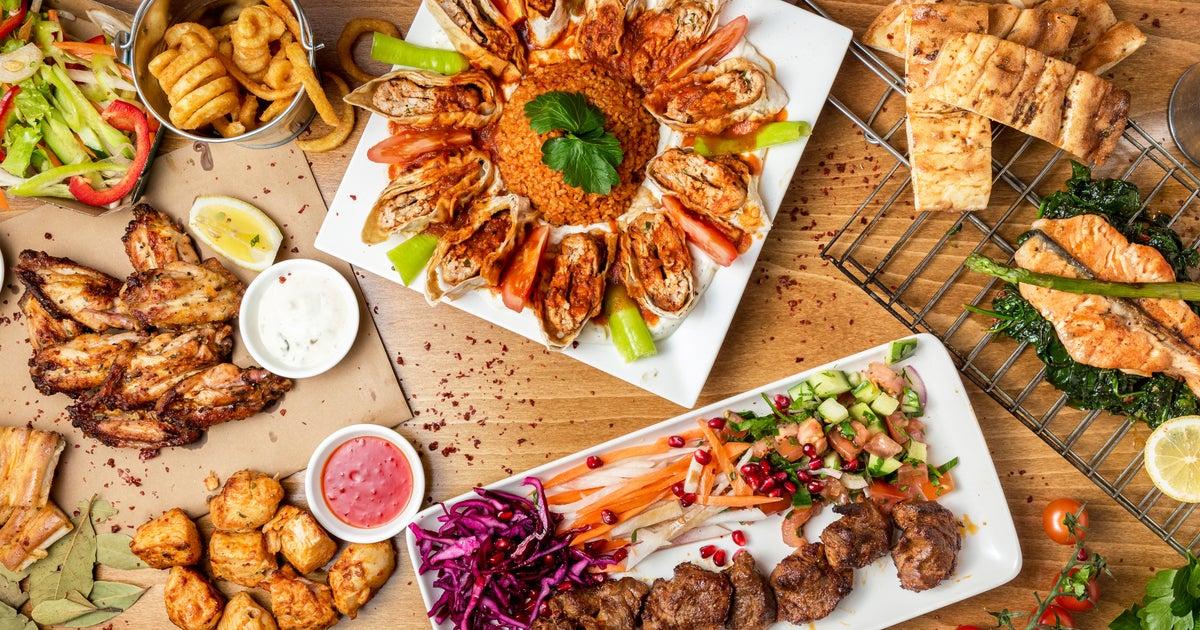 Ayos Turkish Restaurant St Albans