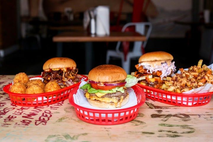 A preview of Almost Famous - Liverpool's cuisine