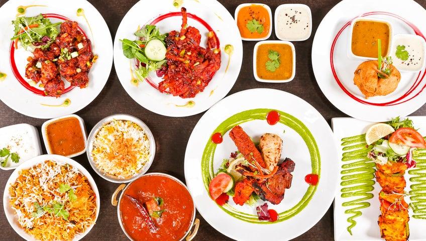 A preview of Shri Bheema's Indian Restaurant - Aberdeen's cuisine