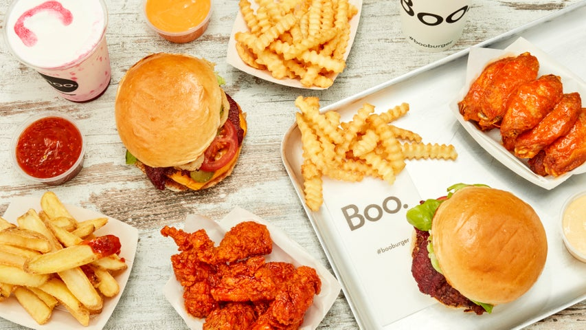 A preview of Boo - Editions - SAL's cuisine