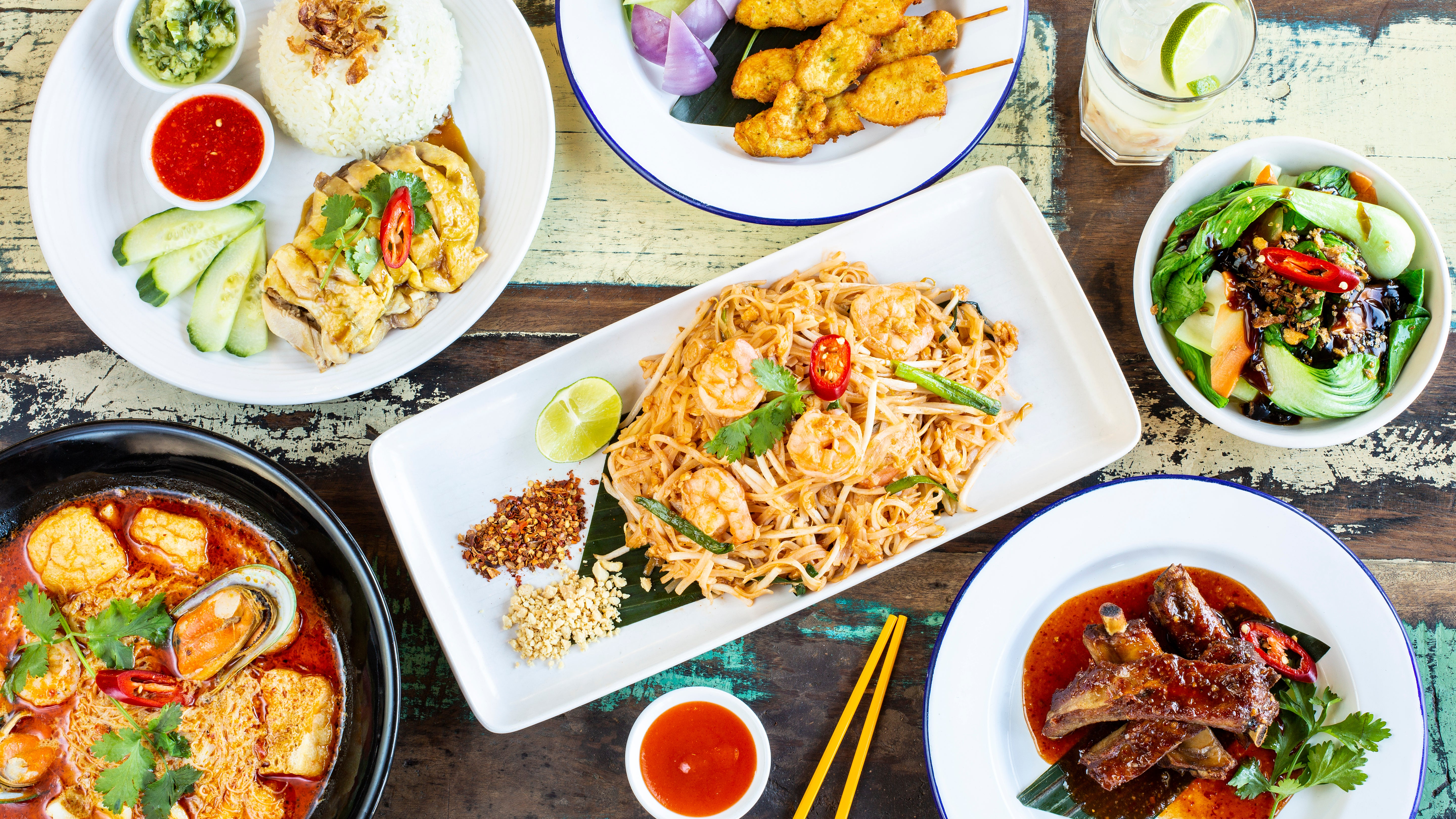 Thai Takeaway Delivered From Restaurants In London Deliveroo