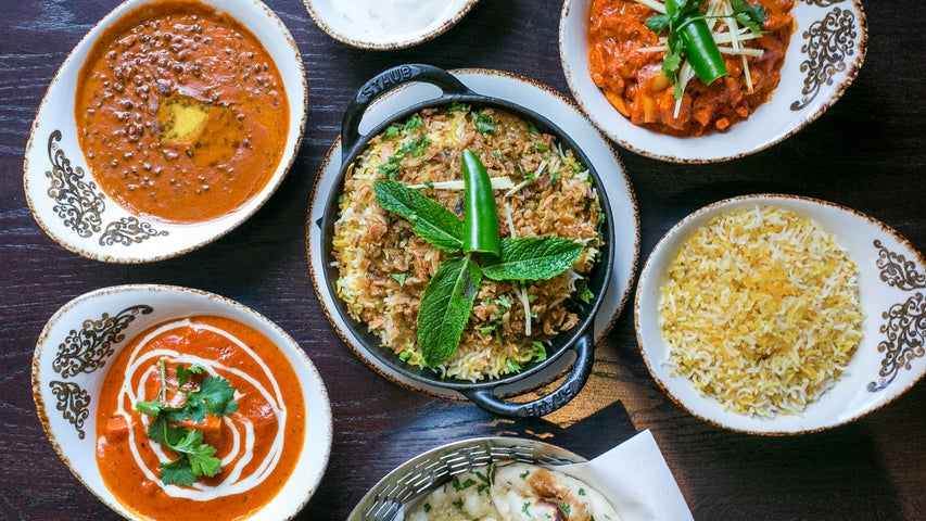 A preview of Asha's - Manchester's cuisine
