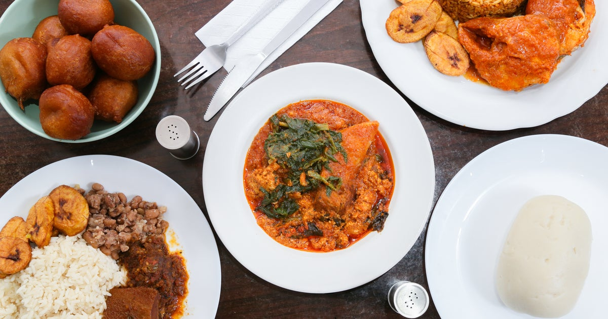 Aso Rock Express Delivery From Dalston Order With Deliveroo