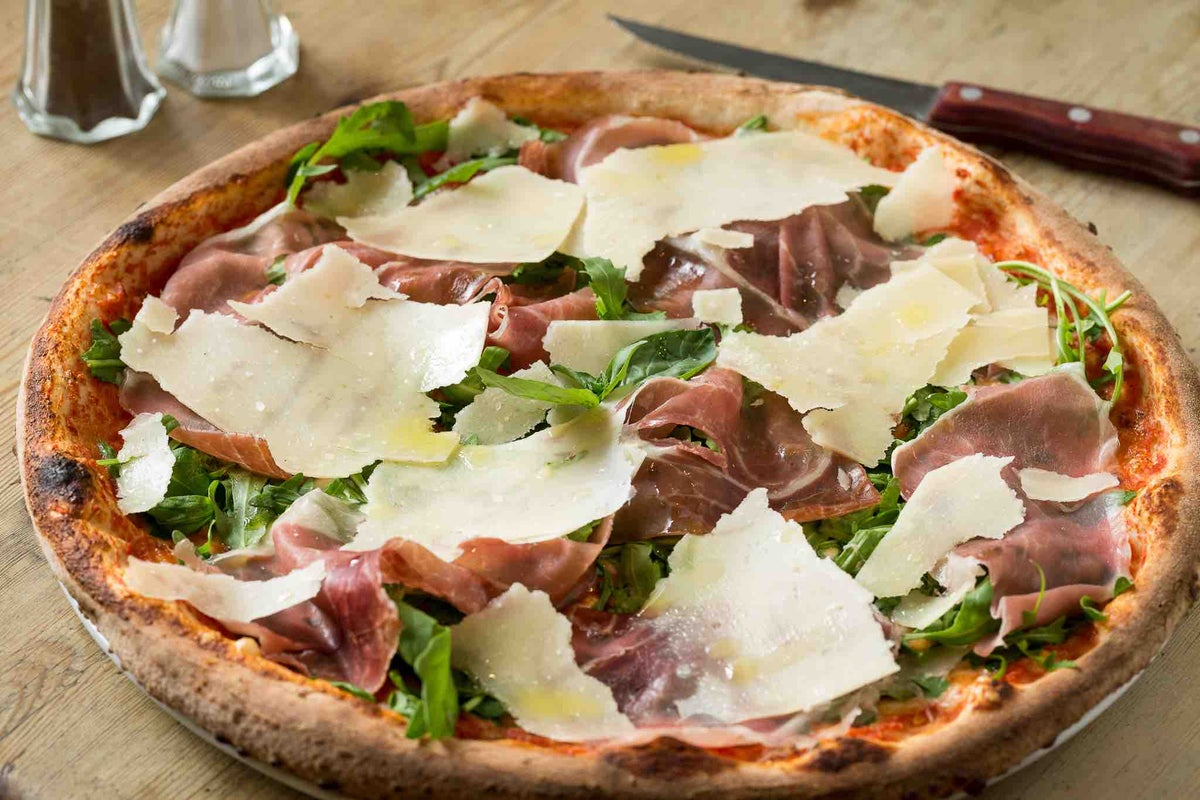 Pizzeria Pappagone Delivery From Crouch End Order With