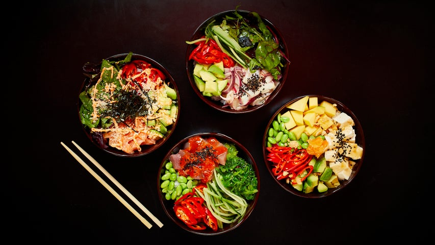 A preview of Poke By Moshimo - Editions - BNC's cuisine