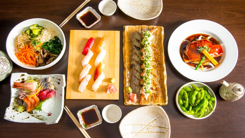 A preview of Sushi Nara - Guildford's cuisine