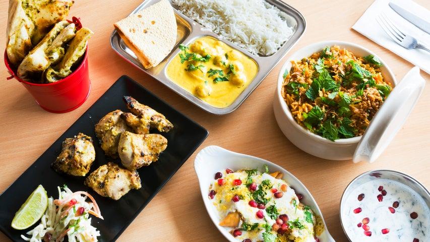 A preview of Saka Maka's cuisine