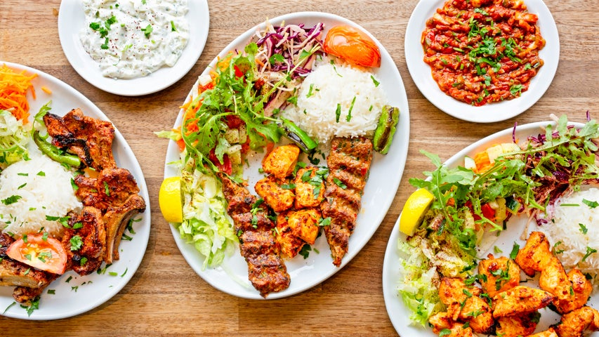 A preview of Antalya restaurant - Narboroughand's cuisine