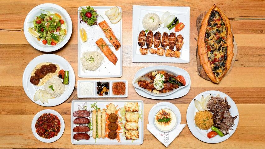 A preview of Konak Authentic Turkish Cuisine's cuisine