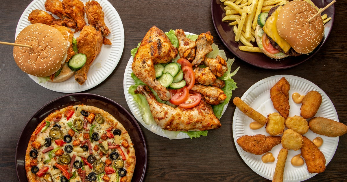 Munchies Fried Chicken Pizza Delivery From Ilford Order
