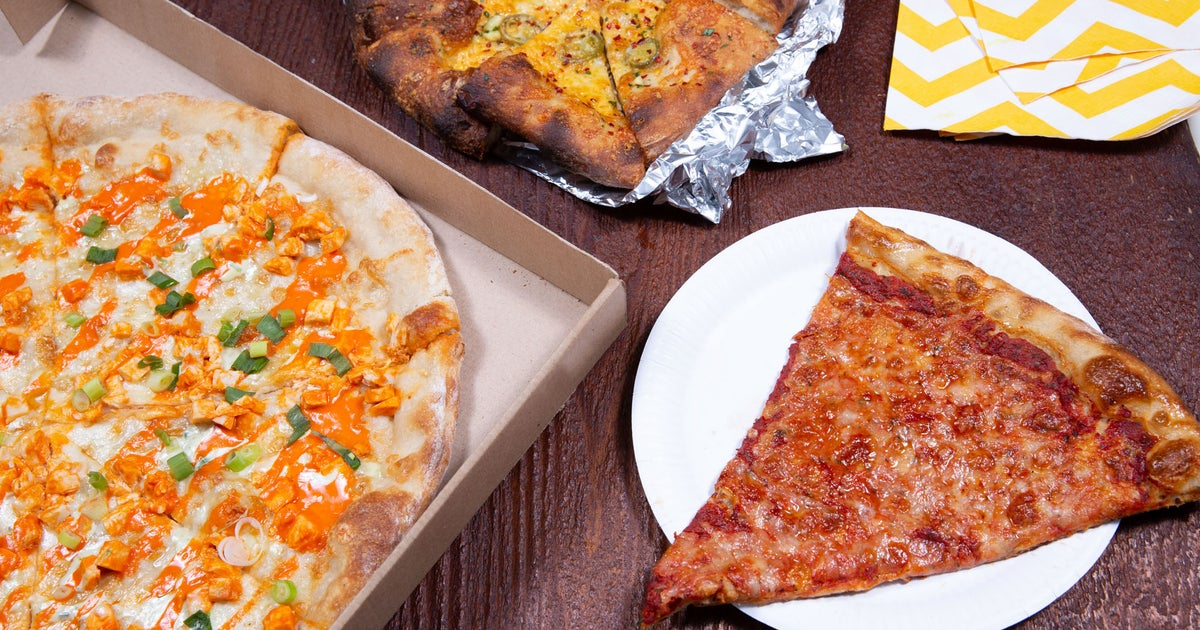 Novus Pizza Delivery From Preston City Centre Order With