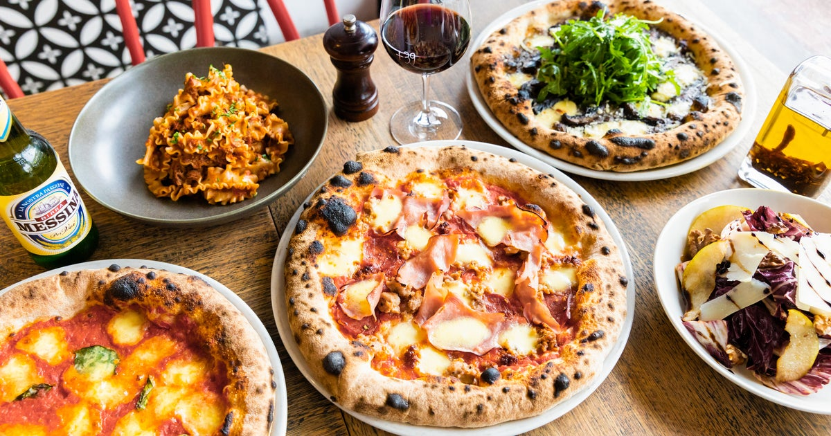 Pukka Pizza Delivery From Hendon Order With Deliveroo