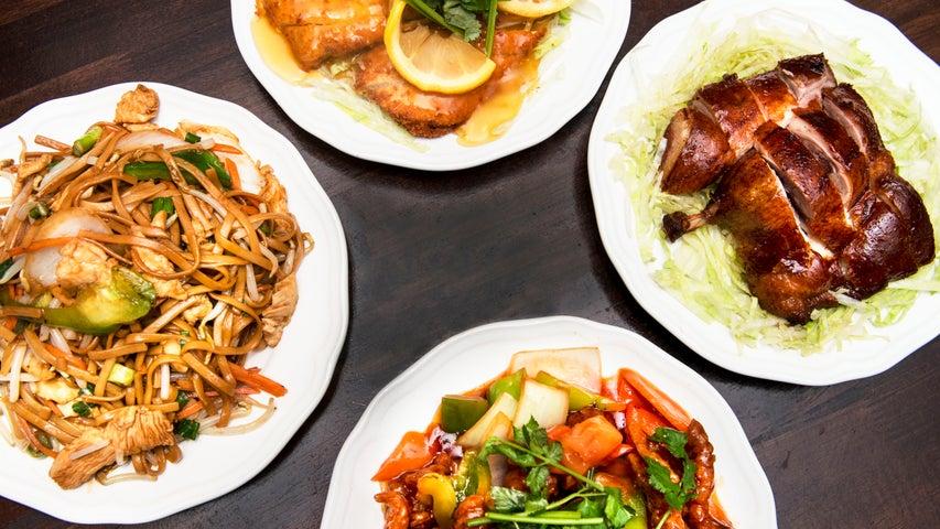 A preview of Wok Inn's cuisine