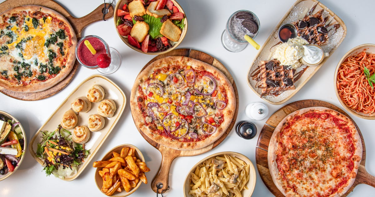 Pizaza Delivery From Hendon Order With Deliveroo
