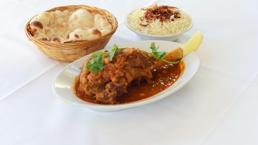 A preview of Gurkhas Diner's cuisine
