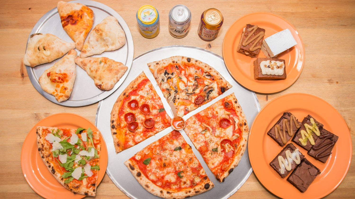 Pizza Delivery From Restaurants In Newcastle Deliveroo