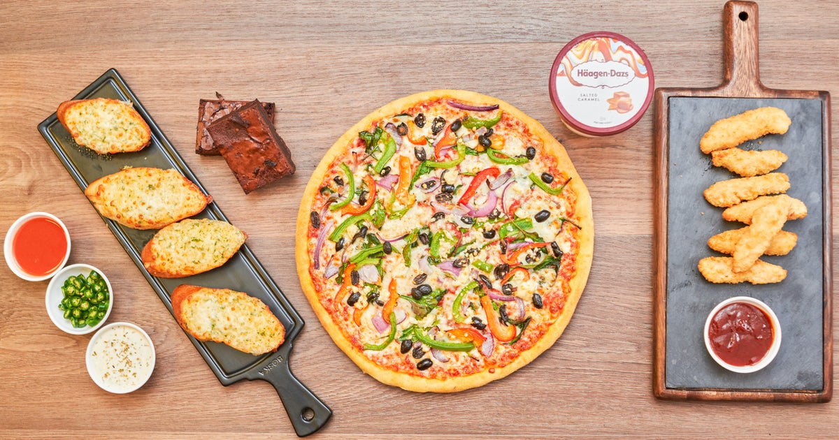 The Red Pizza Company Delivery From Hotwells Order With